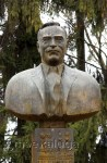 Памятник П.Воронину в Калуге