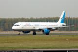 Airbus A321-231 EI-ETJ авиакомпании «Когалымавиа»