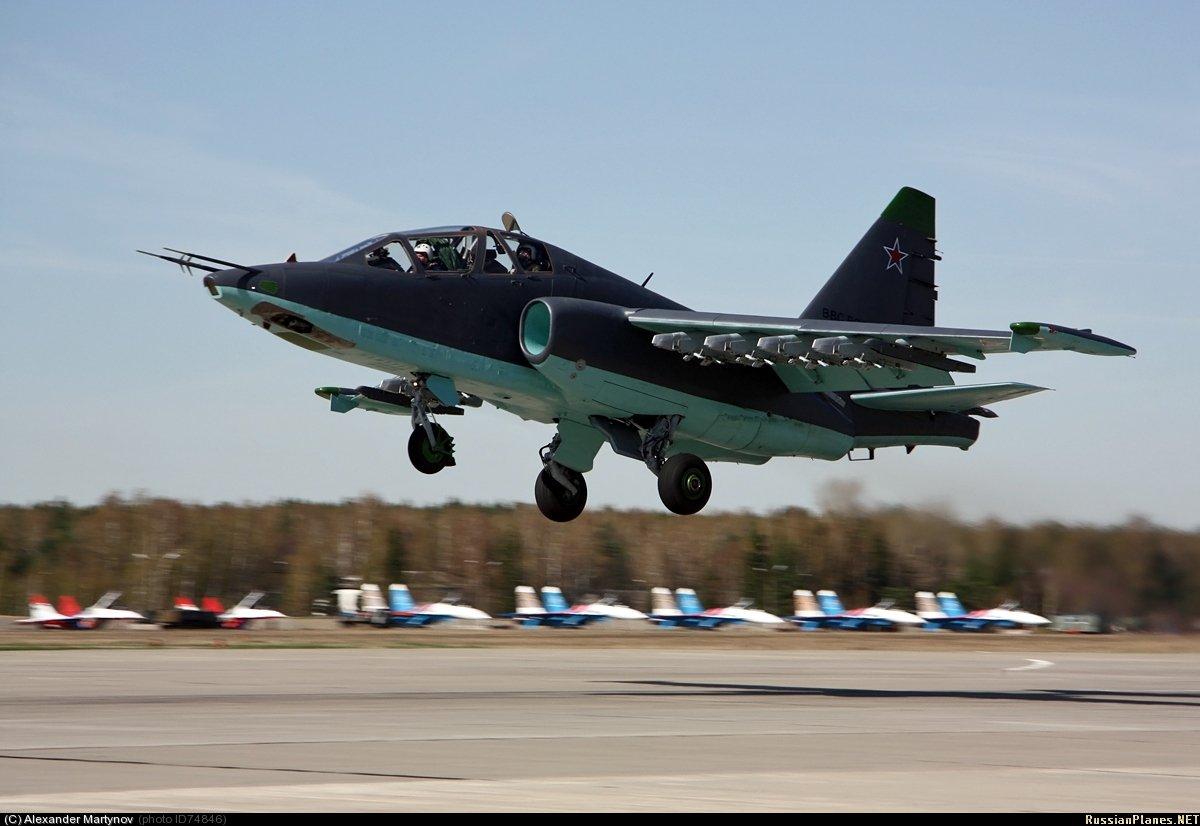 Су-25УБМ