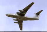 летающая лаборатория Ил-76ЛЛ RA-76529