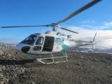 Вертолет AS-350 авиакомпании СКОЛ