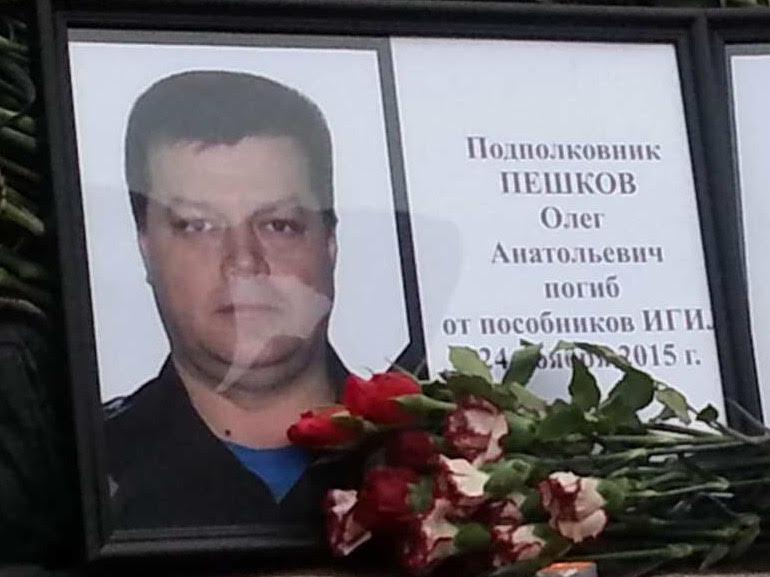 О.А.Пешков