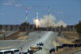 Первый старт ракеты-носителя «Союз-2.1а» с космодрома Восточный