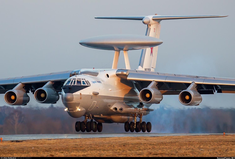 А-50У Сергей Атаянц