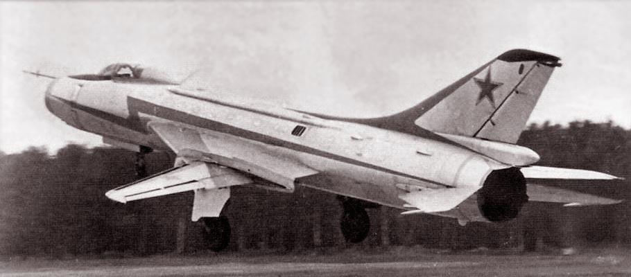 Взлет С-22И