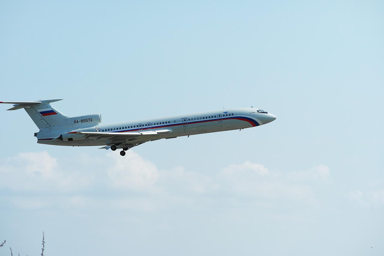 Ту-154 RA-85572