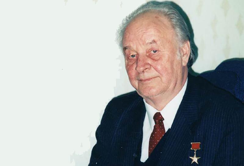 конструктор Игорь Сергеевич Селезнев