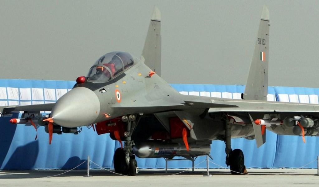 Су-30МКИ с КР Brahmos