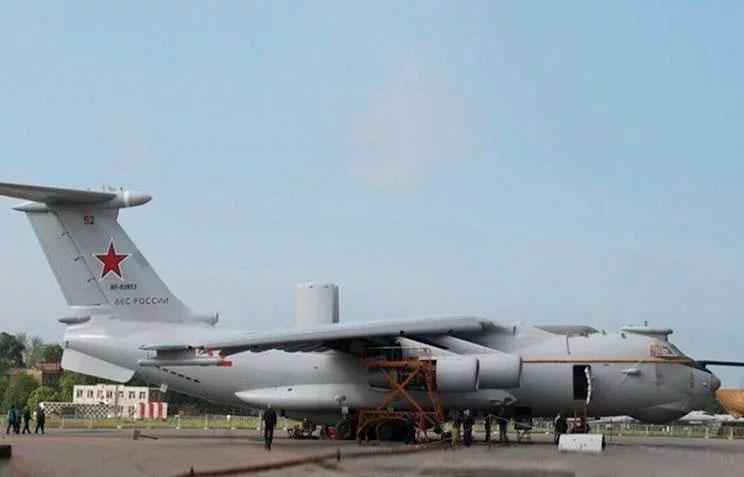 Летающая лаборатория А-100ЛЛ