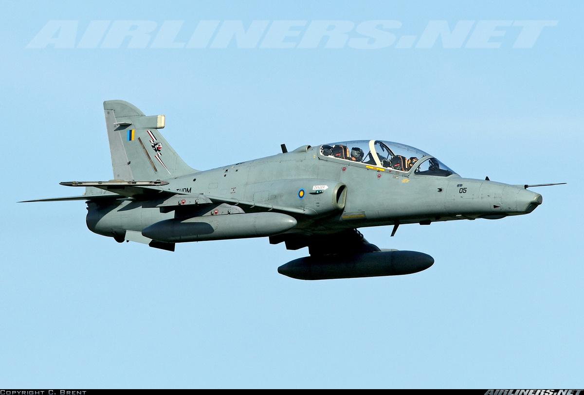 British Aerospace Hawk 108 - Malaysia - Air Force