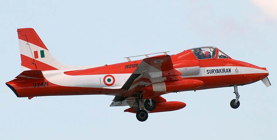 HJT-16 Kiran Mk.2