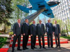 экипаж противолодочного Ил-38SD получил награды