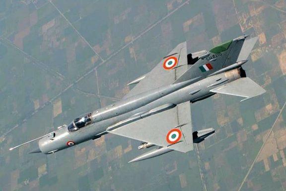 МиГ-21 ВВС Индии