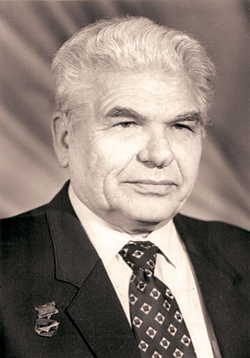 Михаил Кондратьевич Агафонов