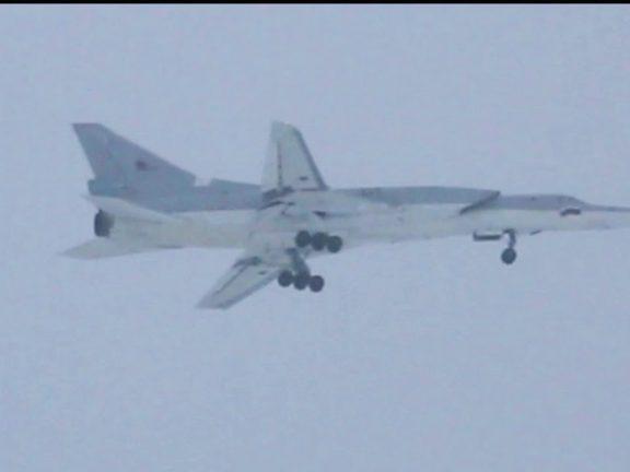 Глубоко модернизированный ракетоносец-бомбардировщик Ту-22М3М выполнил первый полет