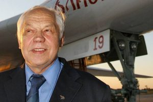 авиаконструктор Валентин Близнюк